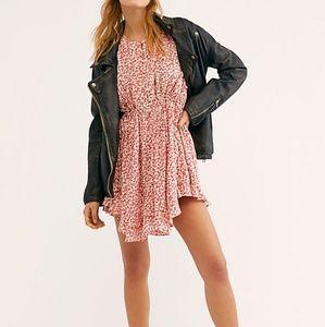NWT Free People One Fine Day Mini Dress